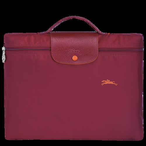 Briefcase S, Garnet red - View 1 of 6 -