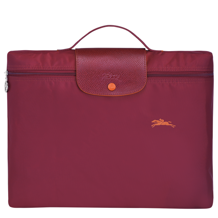Briefcase S, Garnet red - View 1 of 6 - zoom in