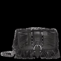 Shoulder Bag S, 001 Black, hi-res