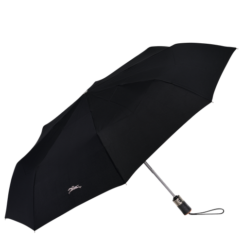 Retractable umbrella, Black - View 1 of  1.0 -