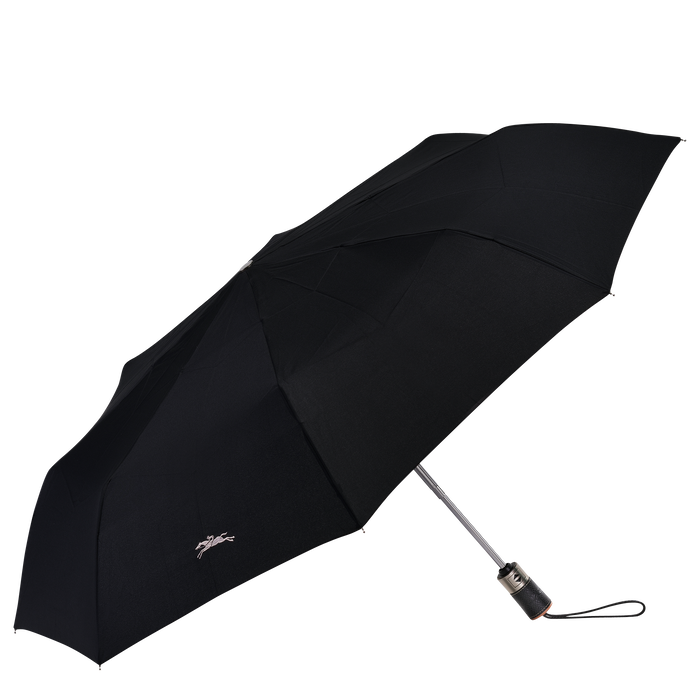 Retractable umbrella, Black - View 1 of  1.0 - zoom in