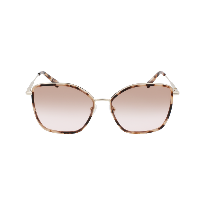 Spring-Summer 2021 Collection Sunglasses, Gold/Pink