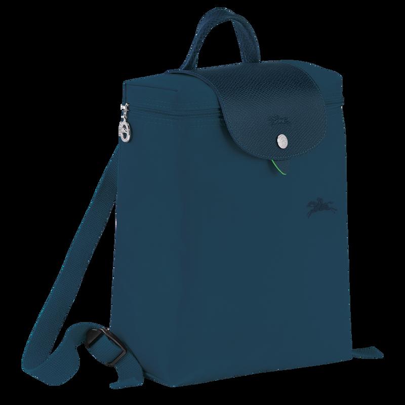 Le Pliage Green Backpack, Ocean