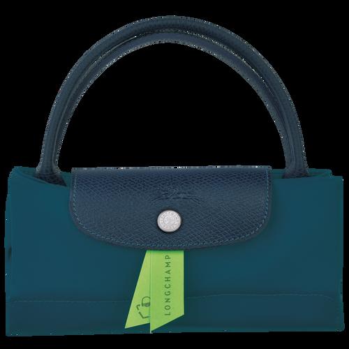 Le Pliage Top handle bag S, Ocean