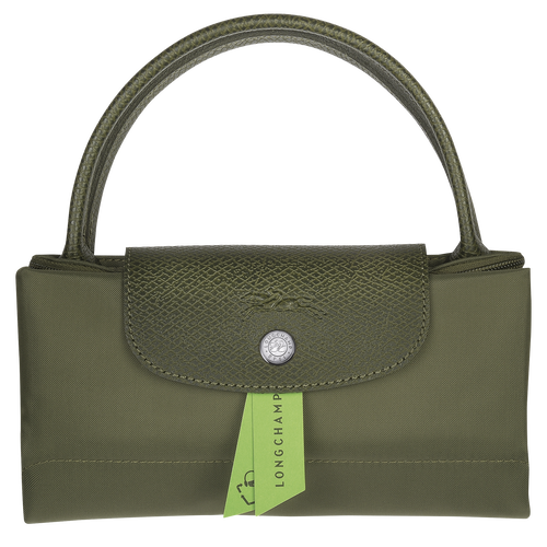 Le Pliage Green Handtasche S, Fichte