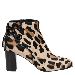 Ankle boots, 640 Black/Camel, hi-res