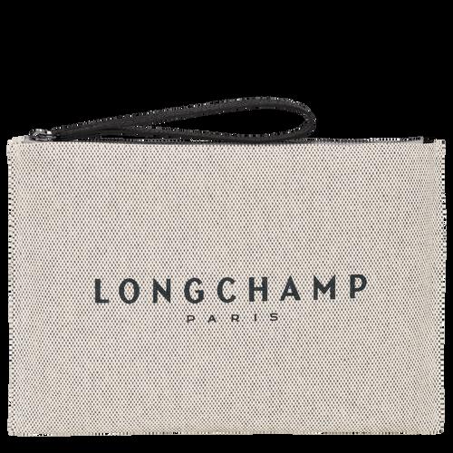 Pouch Roseau Ecru (34136HSG037) | Longchamp EN