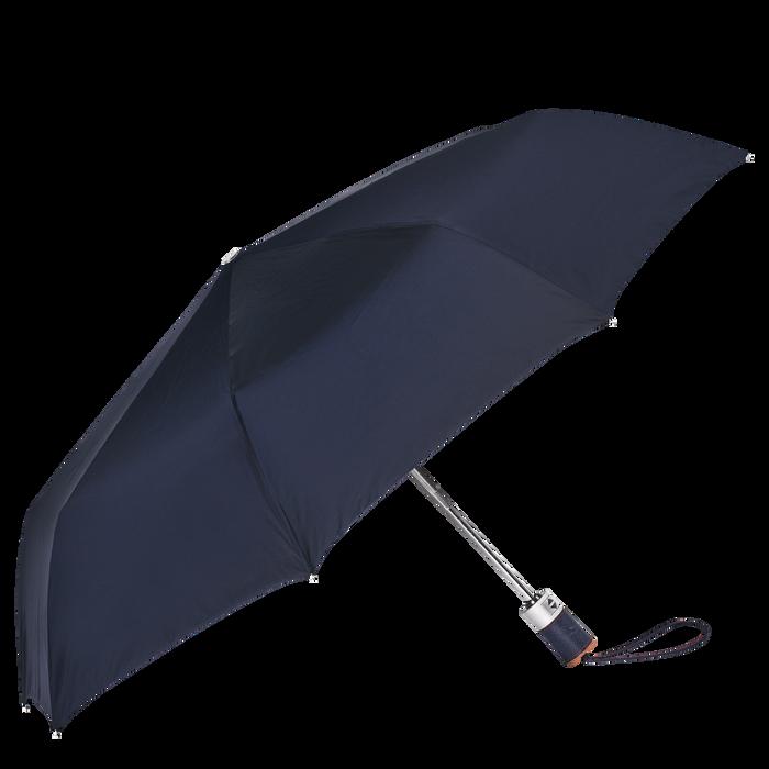 折り畳み傘, ネイビー - ビュー 1: 1 - 拡大