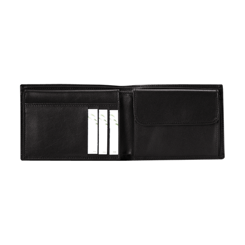 Wallet, Black - View 3 of  3 -