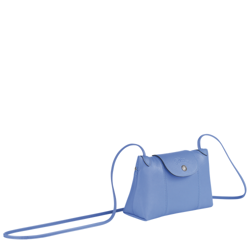 Crossbody bag, Blue, hi-res - View 2 of 3
