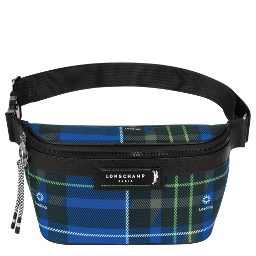 Belt bag, Blue, hi-res - View 1 of 2