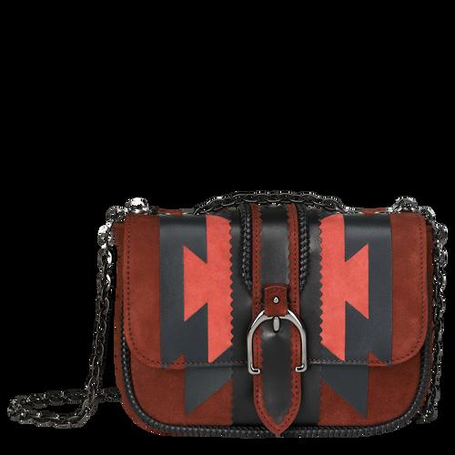 View 1 of Hobo bag XS, Brandy, hi-res
