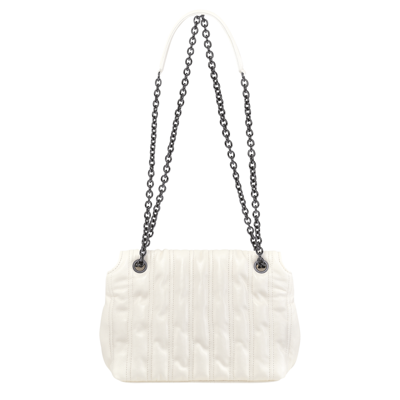 Crossbody bag S, Ivory - View 3 of  3.0 - zoom in