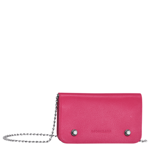 Wallet on chain, 018 Pink, hi-res