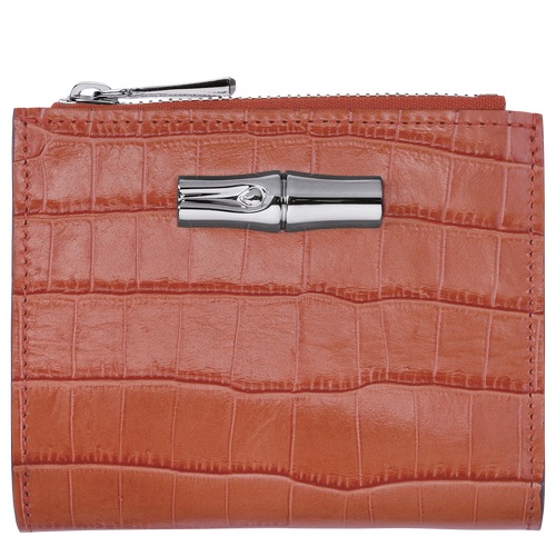 Compact wallet, Coral - View 1 of  2.0 -