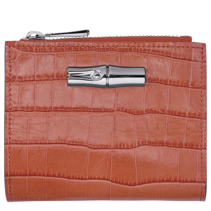Compact wallet, Coral - View 1 of  2.0 - zoom in