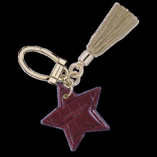 Key-rings, Burgundy - View 1 of  1 -