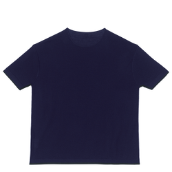 Short-sleeved top, 006 Navy, hi-res