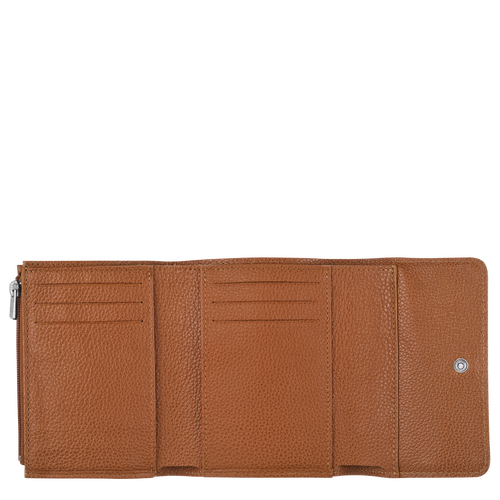Compact wallet, Caramel - View 2 of  2 -
