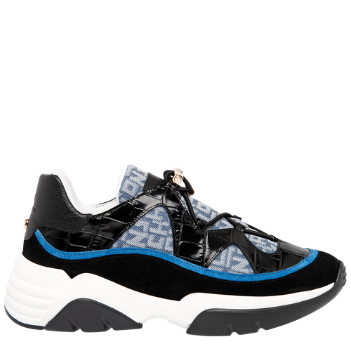 Sneakers, Blue - View 1 of 5 -