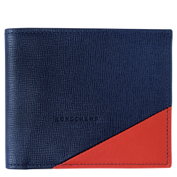 Portefeuille, 995 Navy/Orange, hi-res