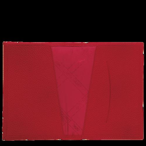 Étui passeport, Rouge - Vue 2 de 2 -