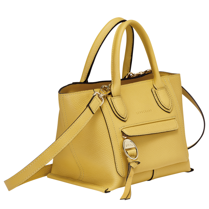 Top handle bag S, Yellow - View 2 of  3 - zoom in