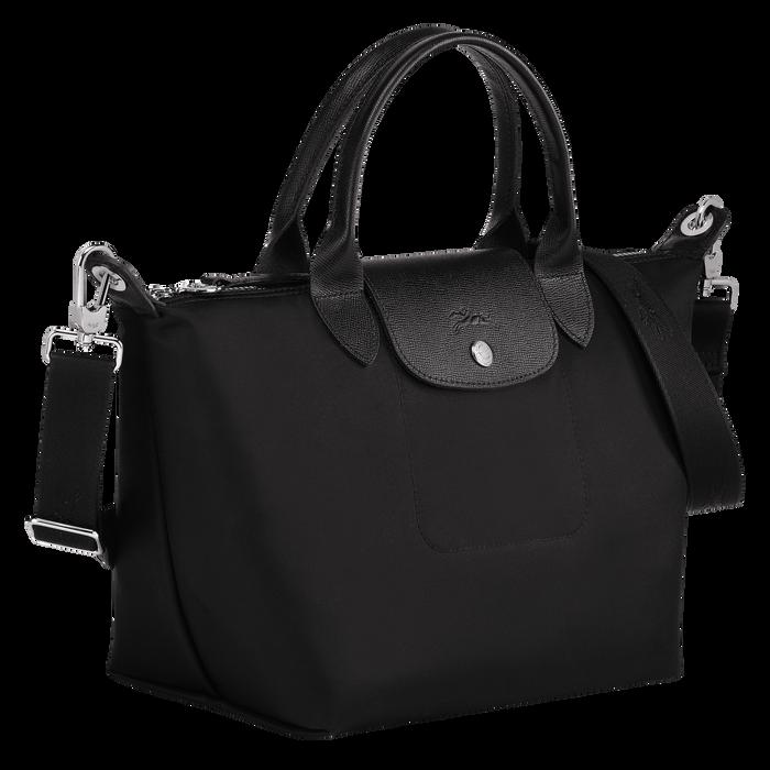 Sac porté main S Le Pliage Néo Noir (L1512598001) | Longchamp FR