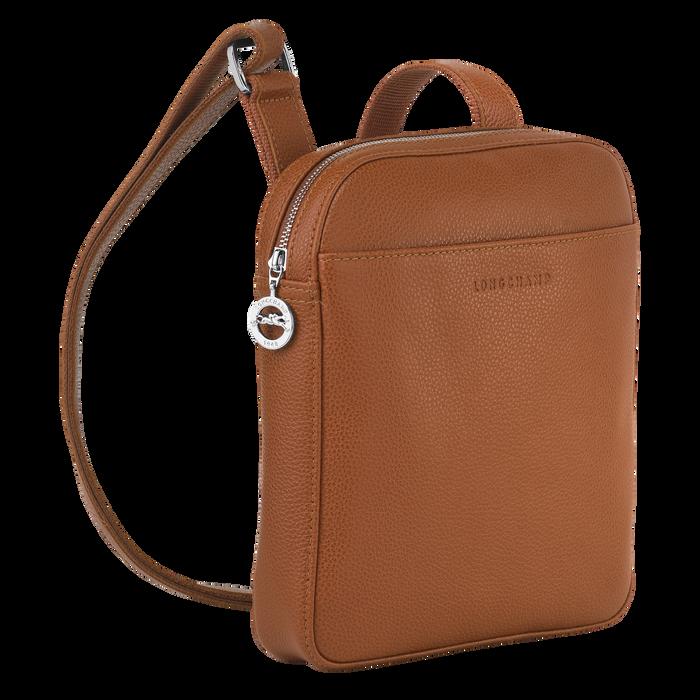 Crossbody bag S Le Foulonné Caramel (L1712021F72) | Longchamp US