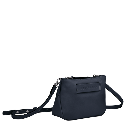 Crossbody bag, Midnight blue, hi-res - View 2 of 3