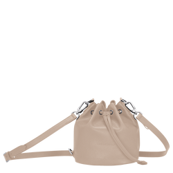 Bucket bag S, Beige