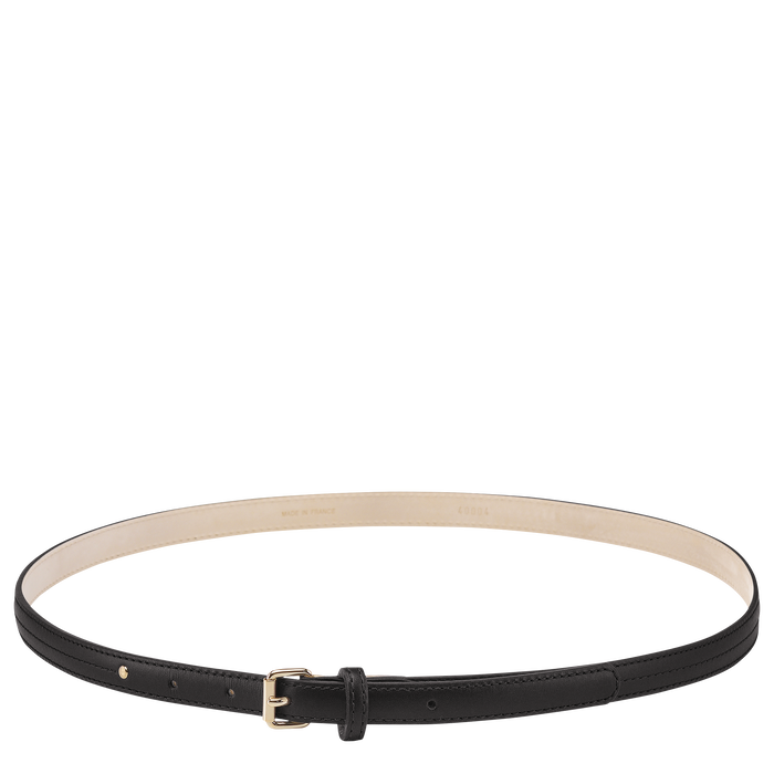 Ladies' belt, Black/Ebony - View 1 of  1 - zoom in
