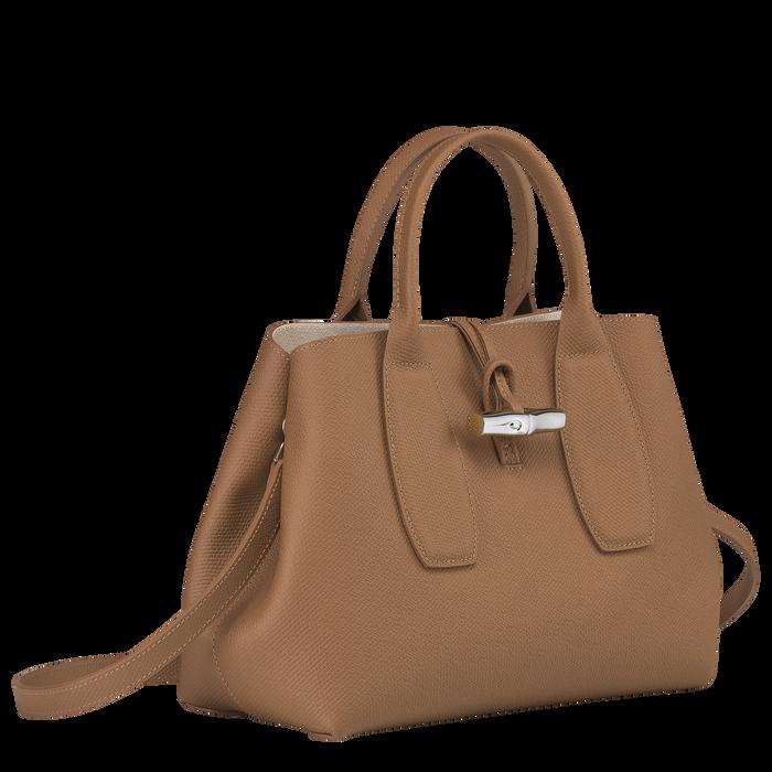 Roseau 手提包 M, 黃褐色