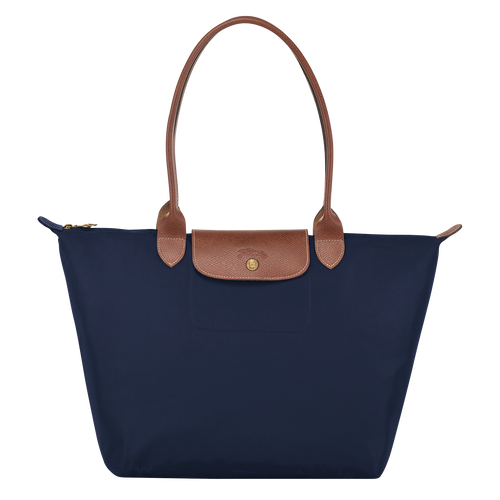 Shoulder bag L, Navy - View 1 of  4 -