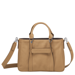 Top handle bag S, Cumin