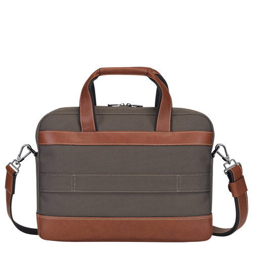 Briefcase S, Brown - View 3 of 3 -