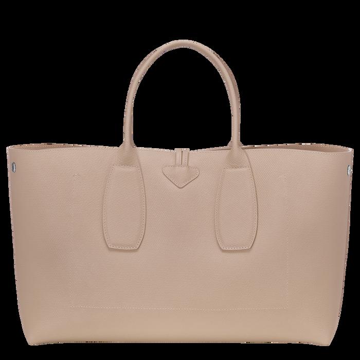 手提包 L, 沙白色, hi-res - 4 的視圖 5