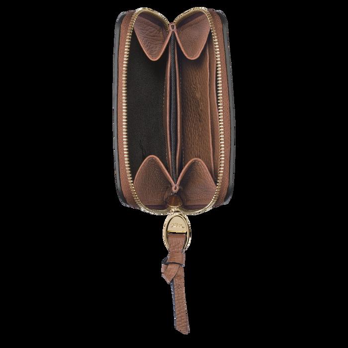 Mailbox Coin purse, Cognac