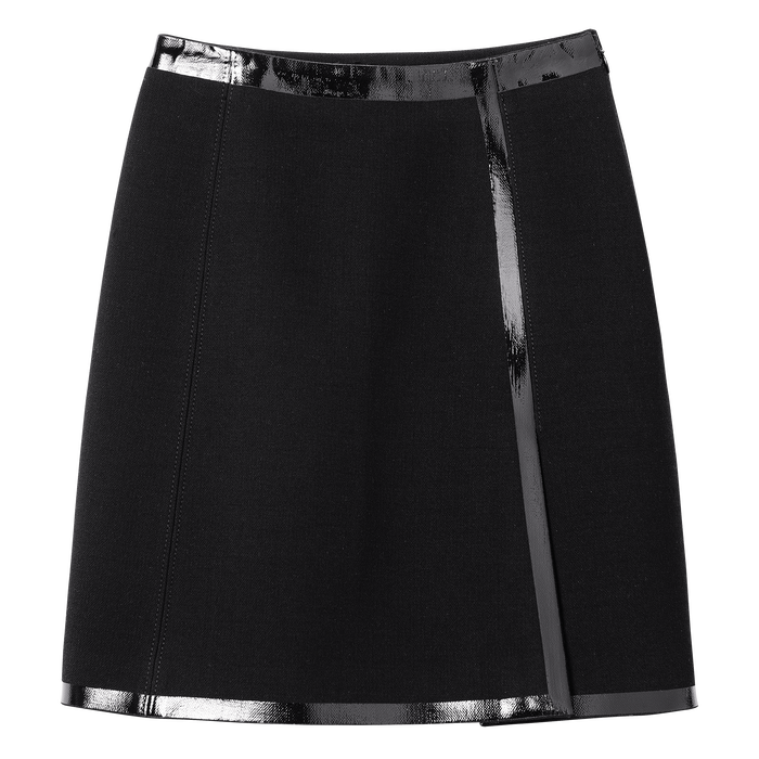Skirt, Black/Ebony - View 1 of 1 - zoom in