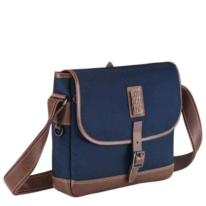 Crossbody bag, Blue - View 2 of  3 - zoom in