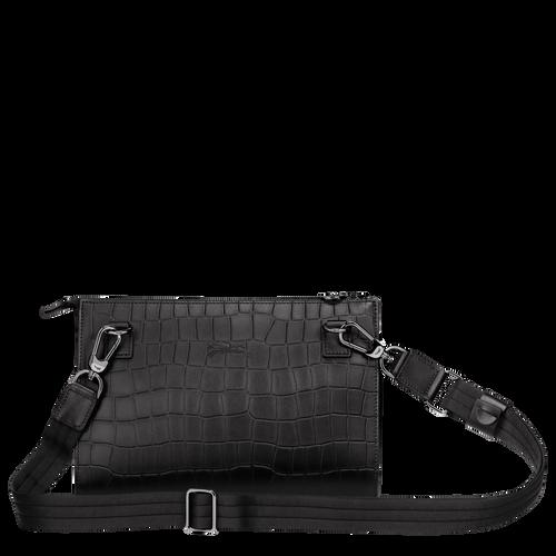 View 3 of Cross body bag, 001 Black, hi-res