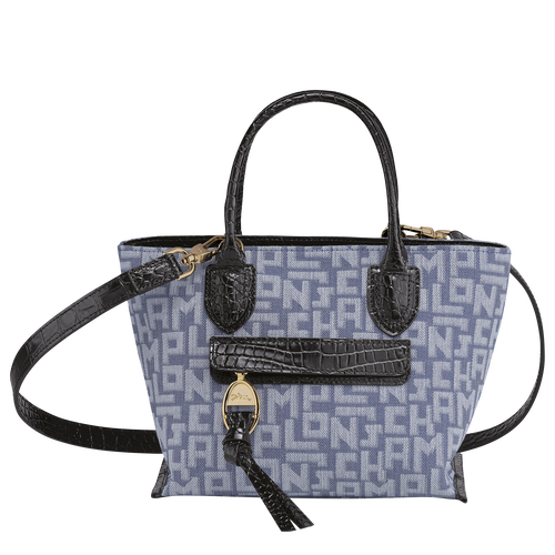 Top handle bag S, Blue - View 1 of 3 -
