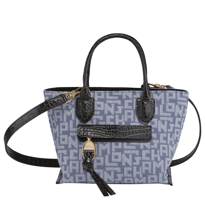 Top handle bag S, Blue - View 1 of 3 - zoom in