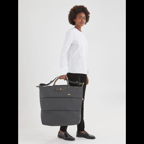 旅行袋, 鐵灰色, hi-res - View 2 of 4