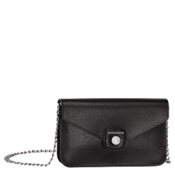 Wallet on chain, 001 Black, hi-res