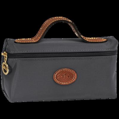 Cosmetic case Le Pliage Original Gun metal (L3700089300)   Longchamp US