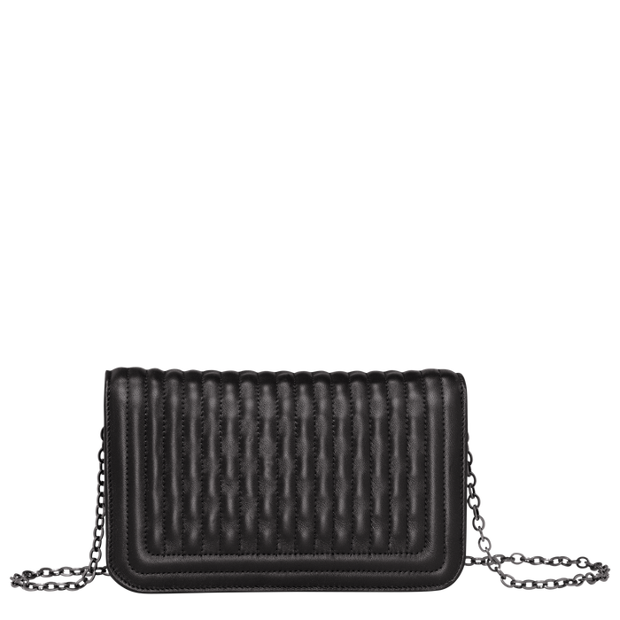 Wallet on chain, Black/Ebony - View 3 of  3 - zoom in