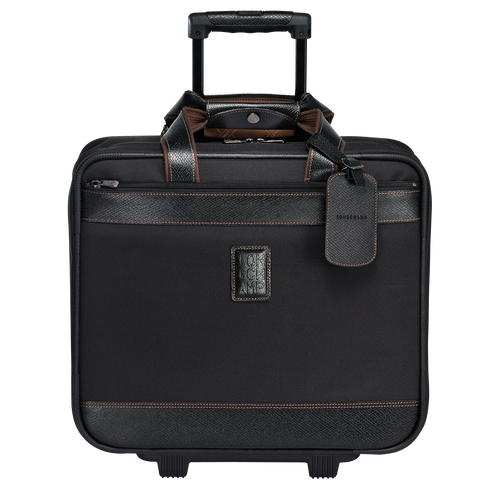 View 1 of Wheeled suitcase, 001 Black, hi-res