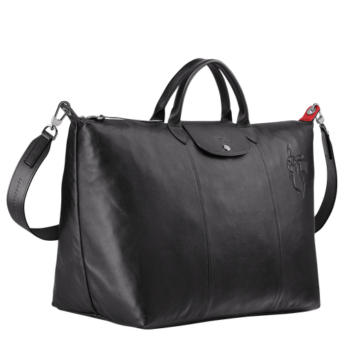 Bolsa de viaje L, Negro/Ebano - Vista 2 de 3 -