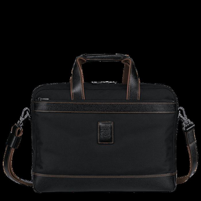 Briefcase L, Black, hi-res - View 1 of 3